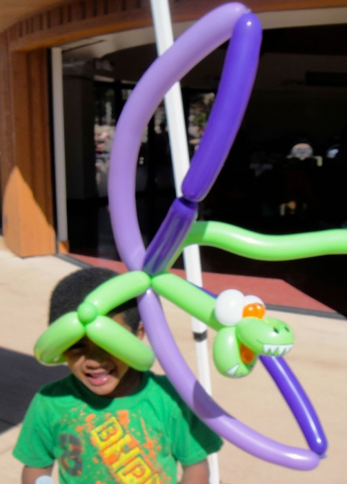 balloon art twisting 101