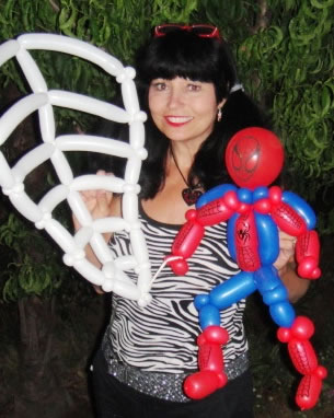 balloon art twisting 122