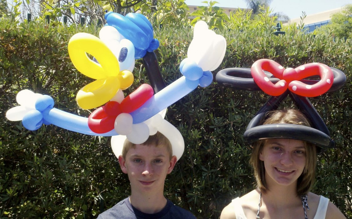 balloon art twisting 14