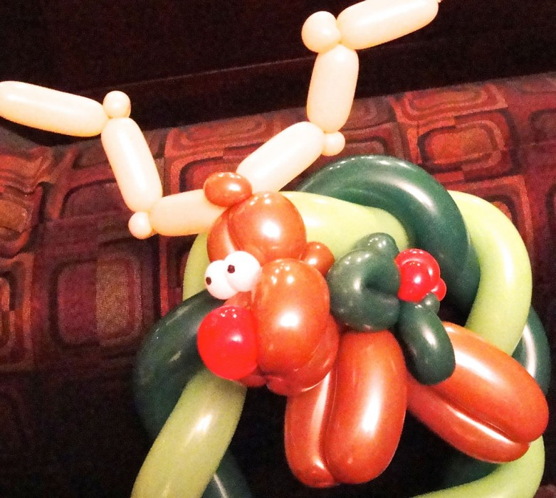 balloon art twisting 141