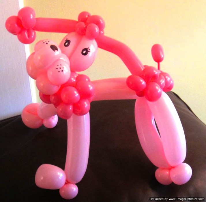 balloon art twisting 150