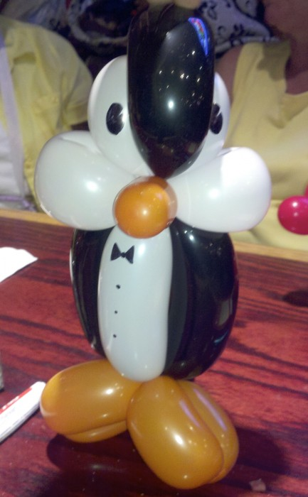 balloon art twisting 16
