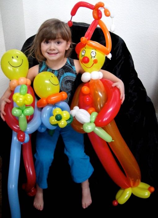 balloon art twisting 160
