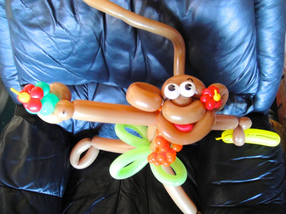 balloon art twisting 173