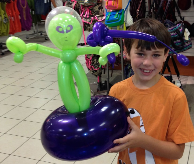 balloon art twisting 176