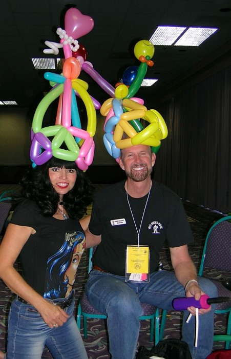 balloon art twisting 191