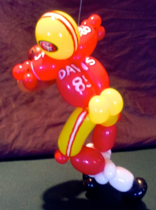 balloon art twisting 22