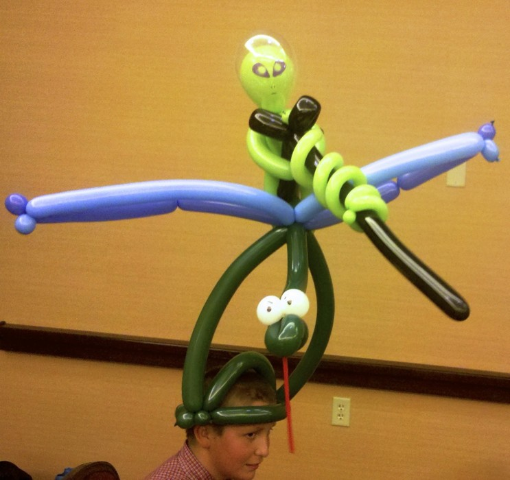 balloon art twisting 24