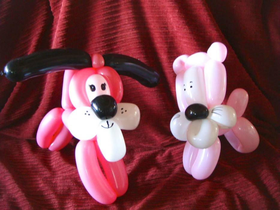 balloon art twisting 3