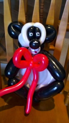balloon art twisting 38