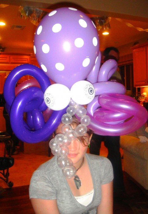 balloon art twisting 58