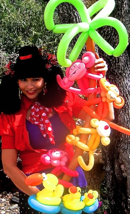 balloon art twisting 60