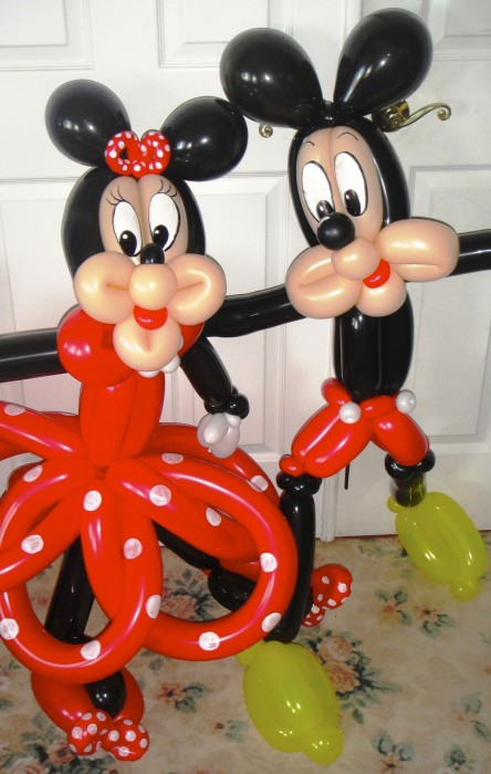 balloon art twisting 62