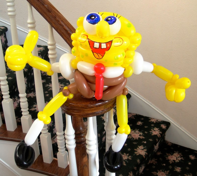 balloon art twisting 80
