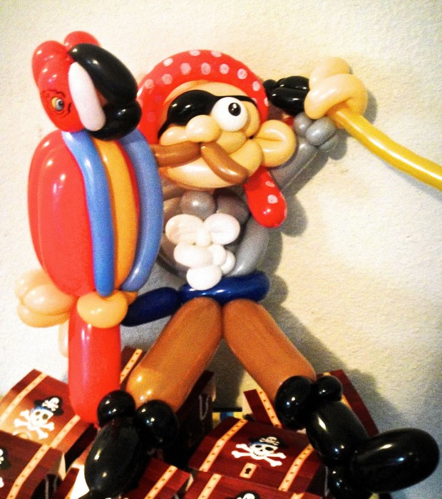 balloon art twisting 97