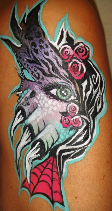 body art rock 41