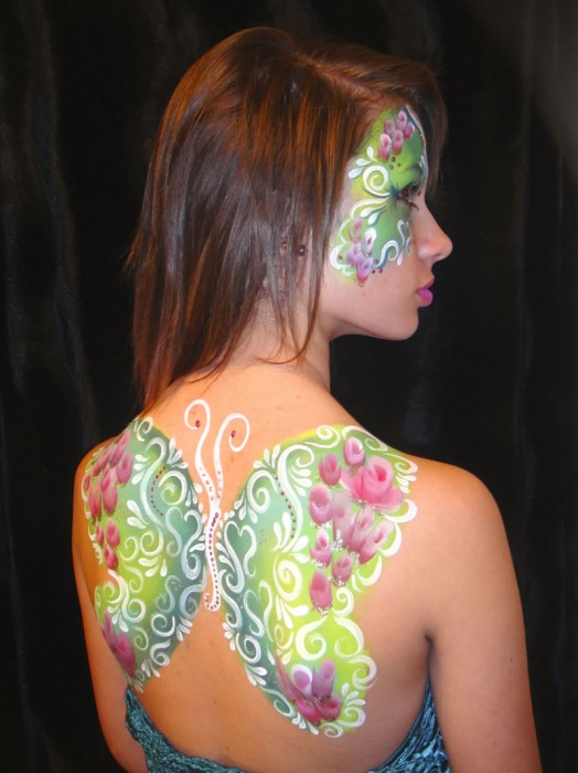 body art rock 57