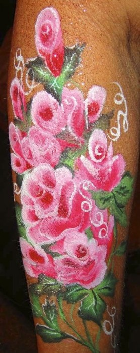 body art rock 64