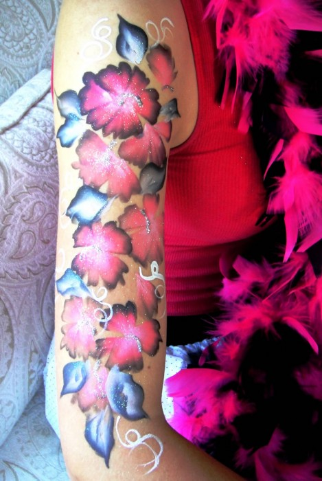 body art rock 65