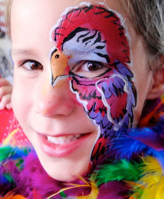 face painting animals 112