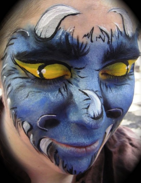 face painting animals 113