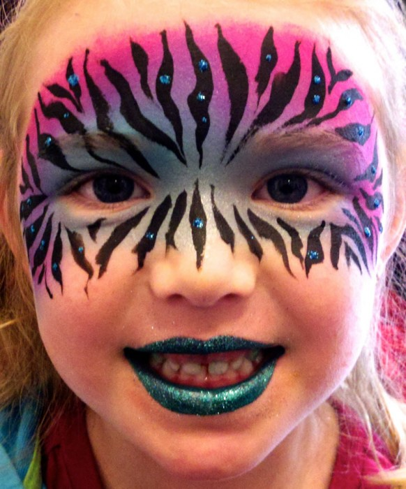 face painting animals 17