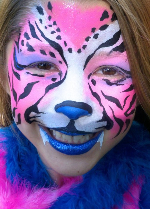 face painting animals 20