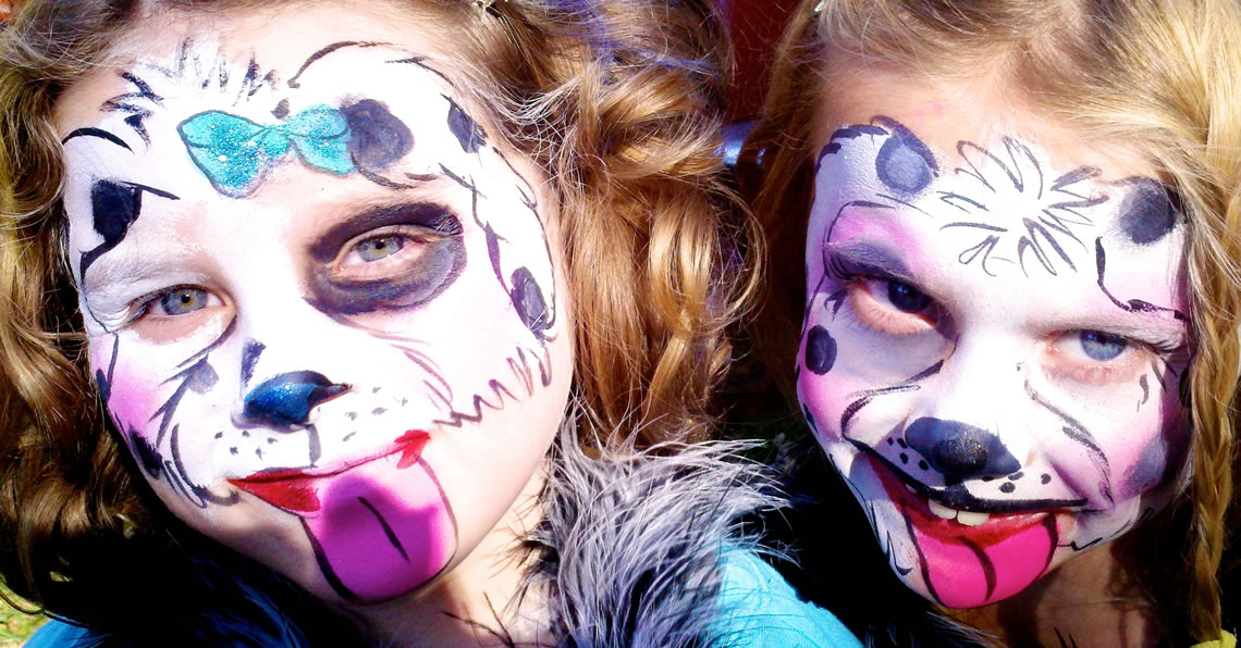 face painting animals 21