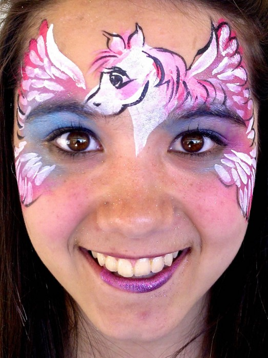 face painting animals 26