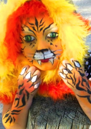 face painting animals 28