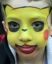 face painting animals 33