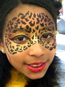 face painting animals 34