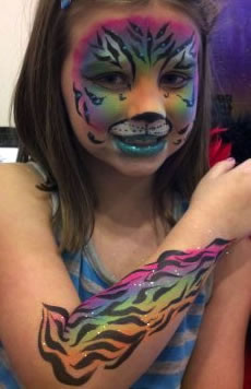 face painting animals 36