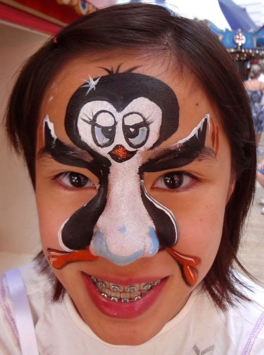 face painting animals 38