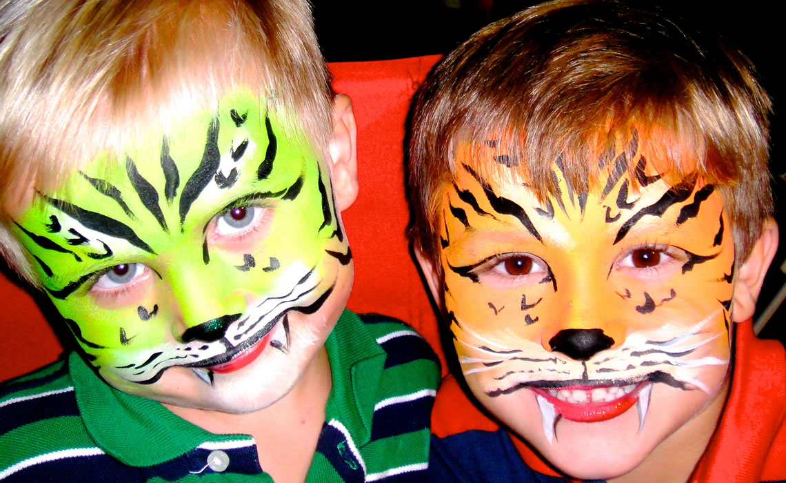 face painting animals 41