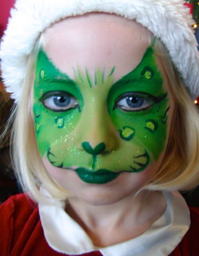 face painting animals 43