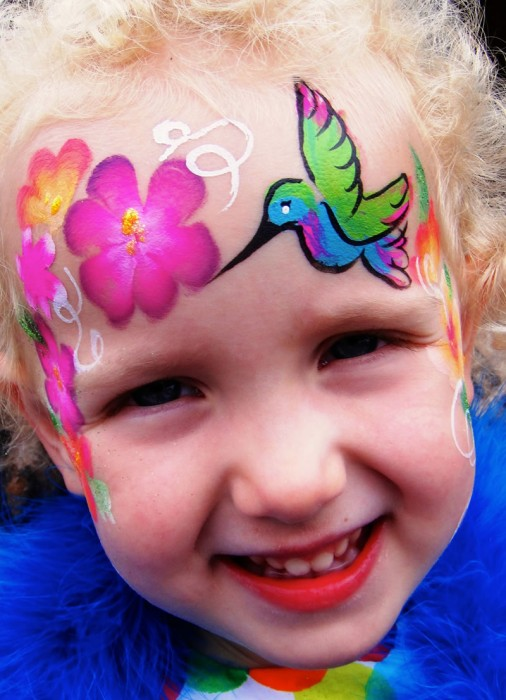 face painting animals 47