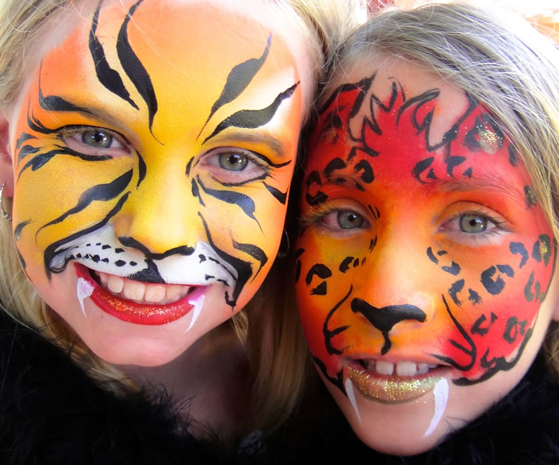 face painting animals 52