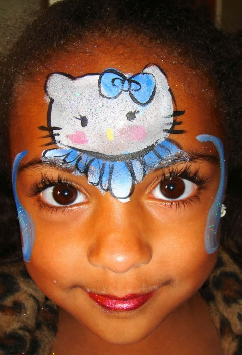 face painting animals 54