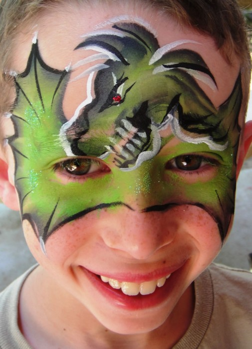 face painting animals 55