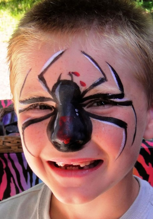 face painting animals 57