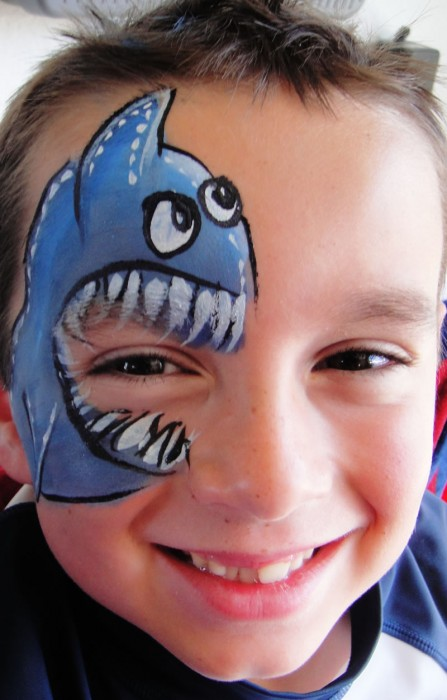 face painting animals 63