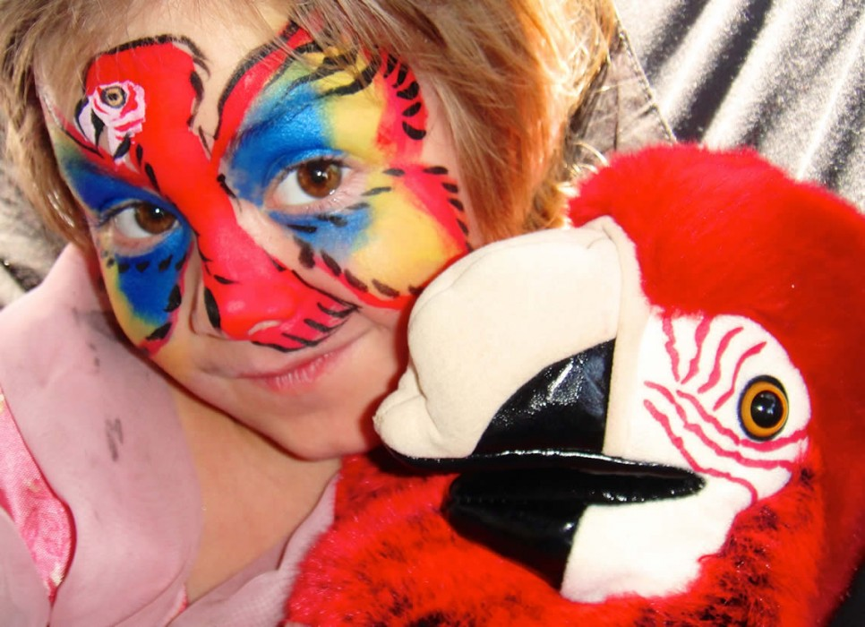 face painting animals 67