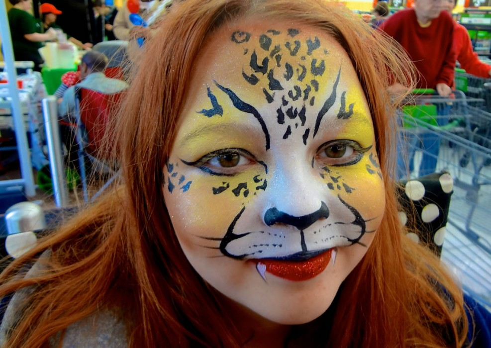 face painting animals 68