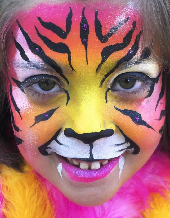 face painting animals 7