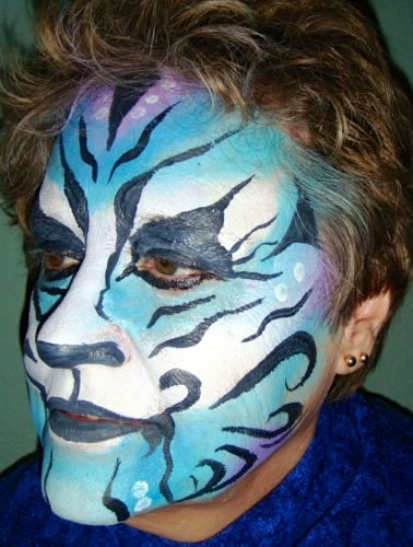 face painting animals 73