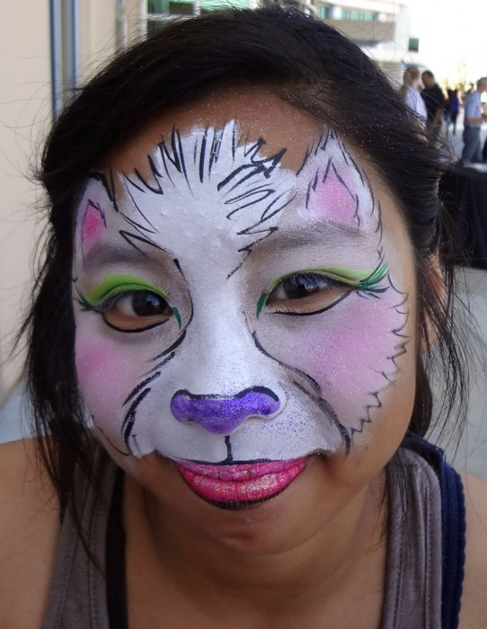 face painting animals 74