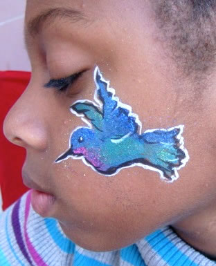 face painting animals 76