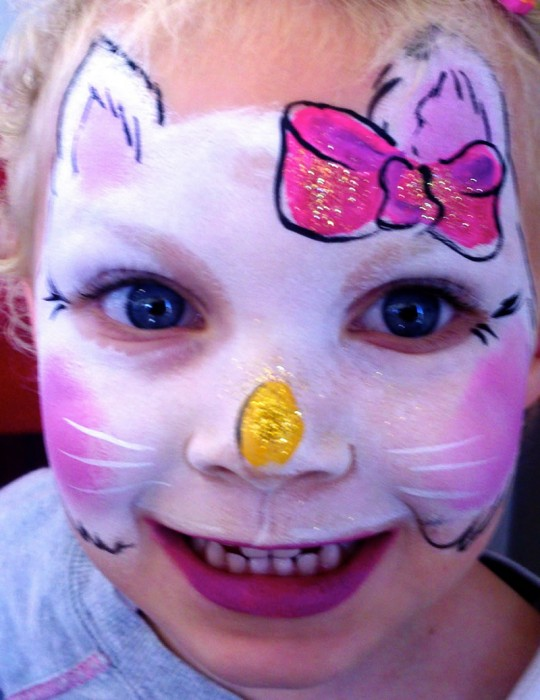face painting animals 8