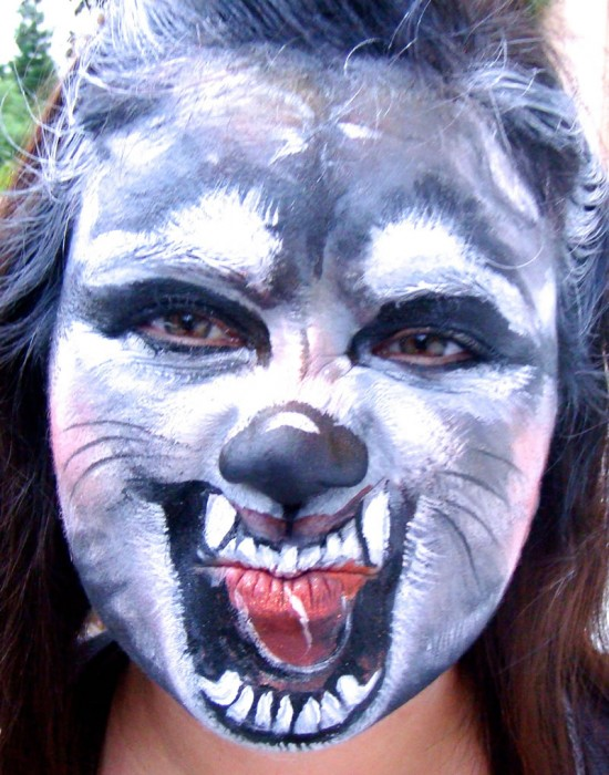face painting animals 85